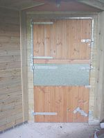 Top and Bottom Stable Door.