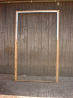 Standard Door Frame. 1320mm wide x 2134mm high.