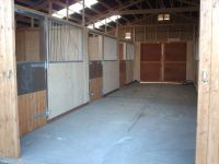 Vertical T&G lining board provides a much smarter internal appearance. Now as standard in the American Barn